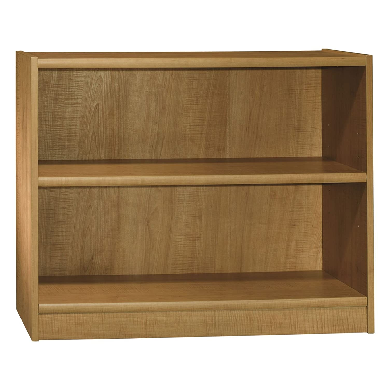 BUSH FURNITURE Universal 30-inch Two Shelf Bookcase by Bush Furniture