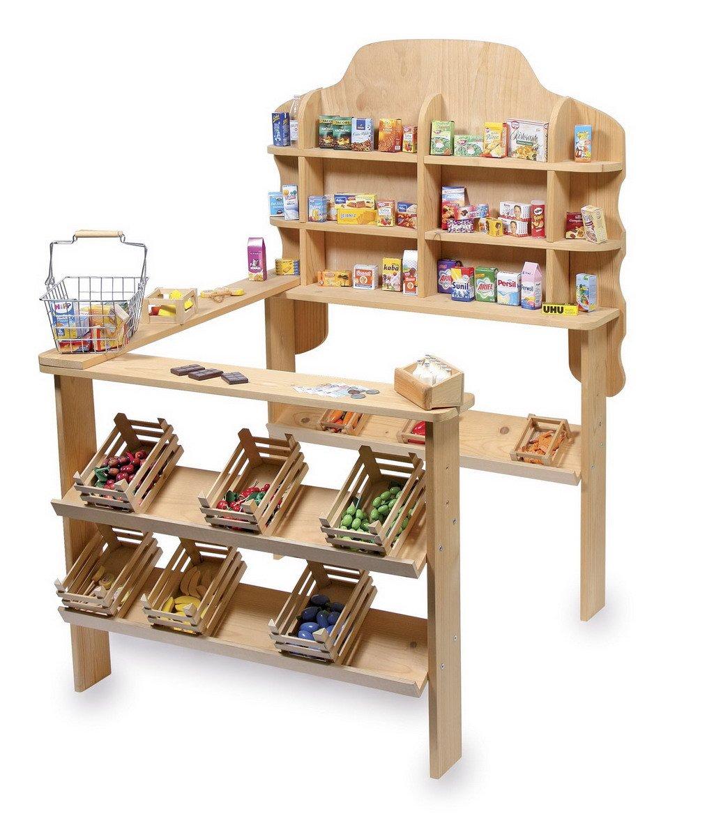 Childrens Wooden Toy Shop Counter günstig online kaufen