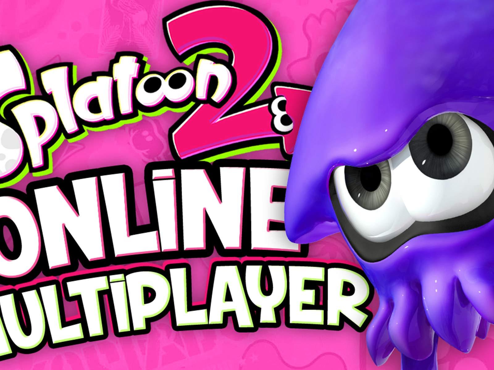 Clip: Splatoon 2 Online Multiplayer Gameplay - Zebra Gamer - Season 2