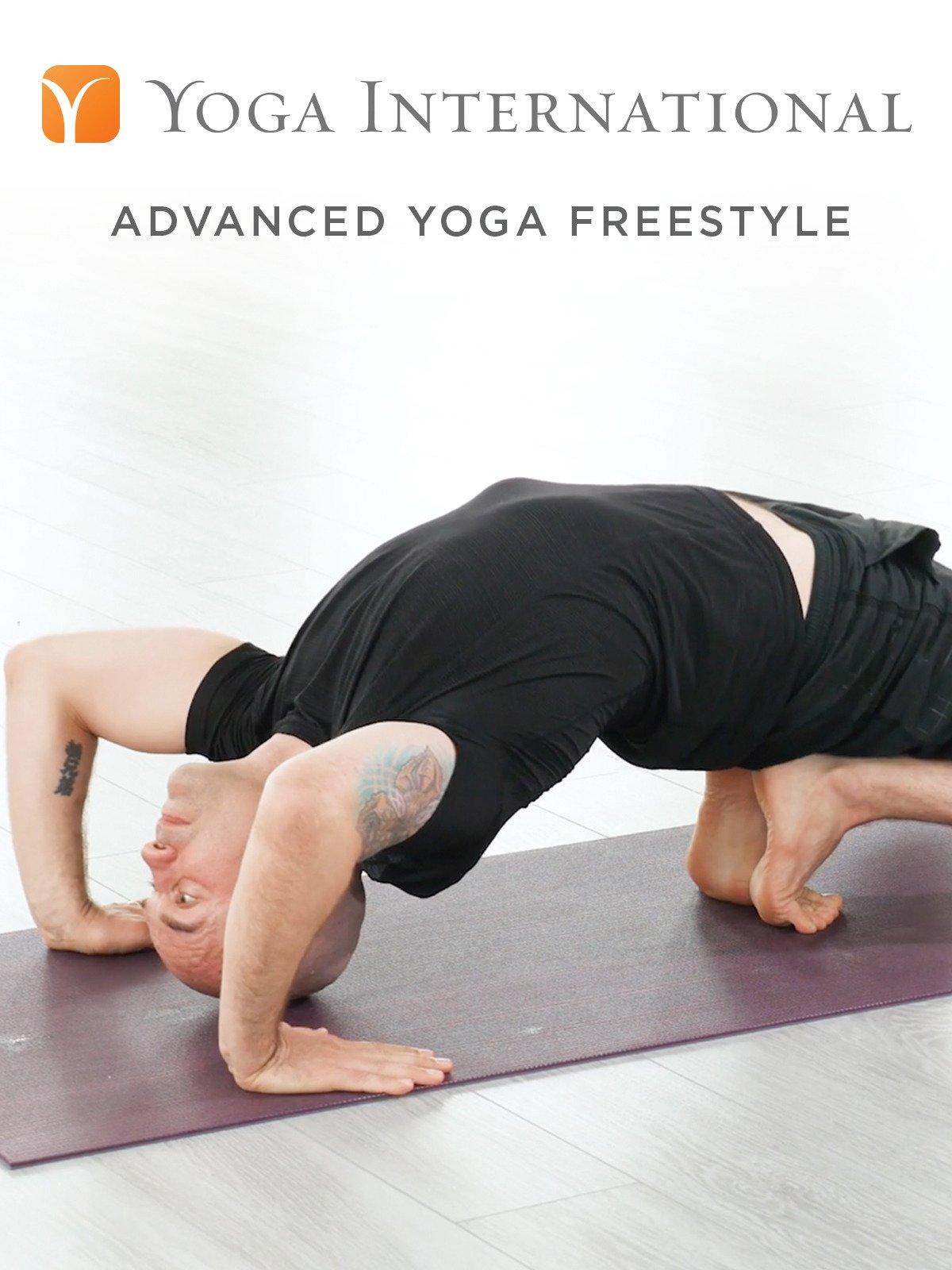 Advanced Yoga Freestyle