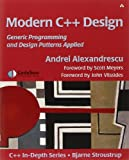 Modern C++ Design: Generic Programming and Design Patterns Applied