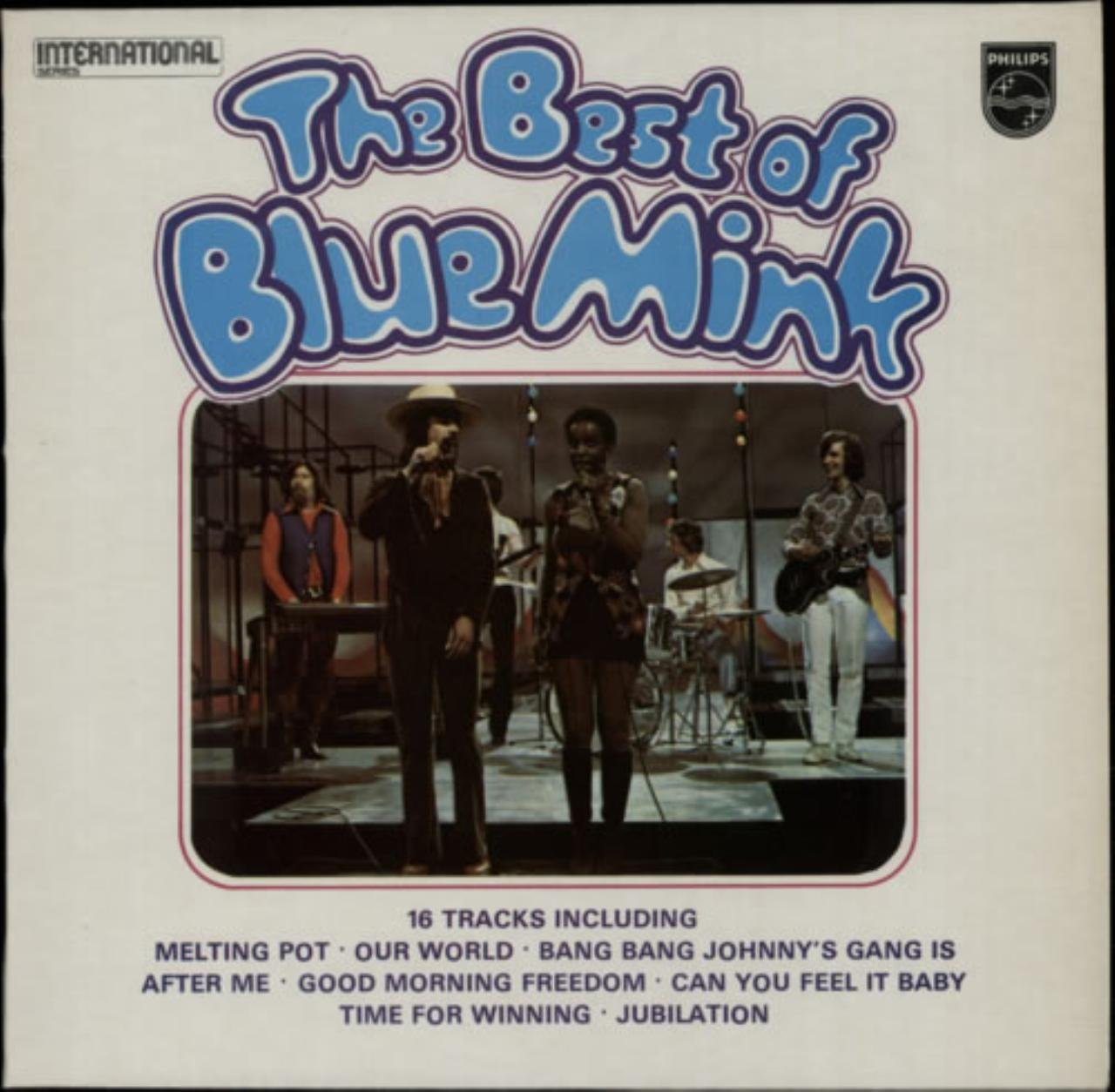 The Best Of Blue Mink