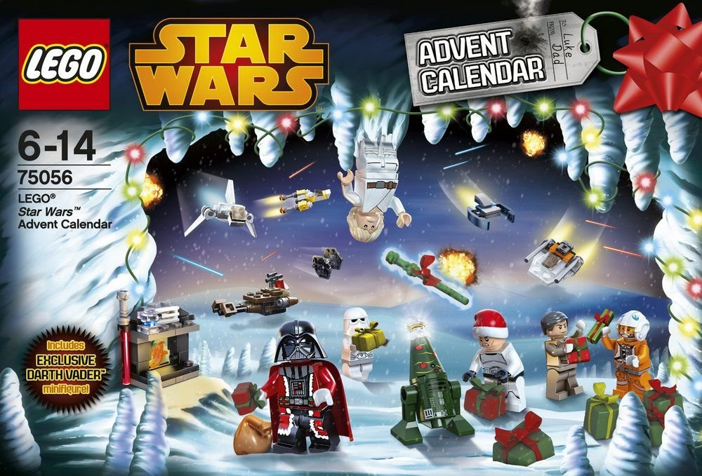 """Lego Star Wars Adventskalender"""
