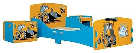Kidsaw JCB Raum in eine Box fur 18Monate (Mehrfarbig)