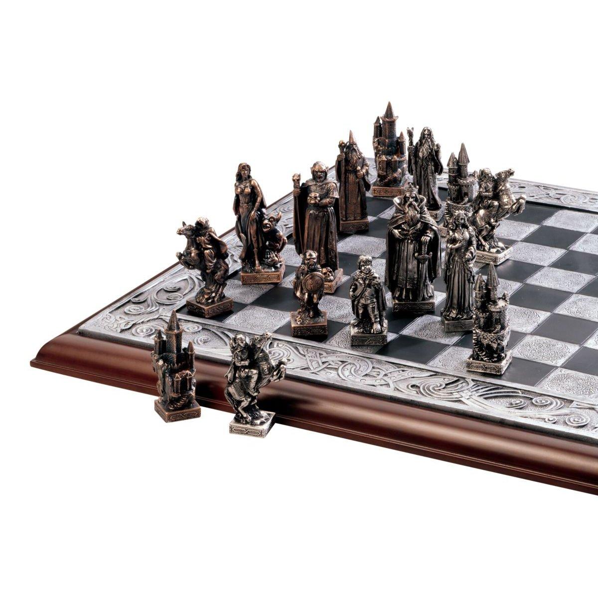 Mystical Legends Chess Set
