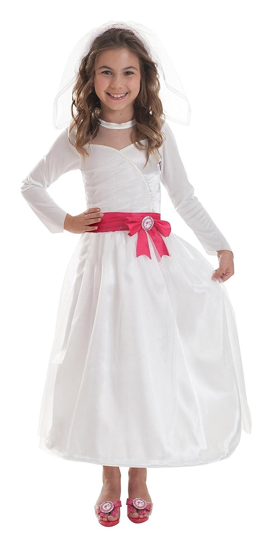 Barbie™ Braut-Kostüm für Mädchen – 8-10 Jahre günstig kaufen