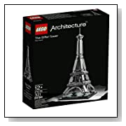 LEGO Architecture The Paris Eiffel Tower