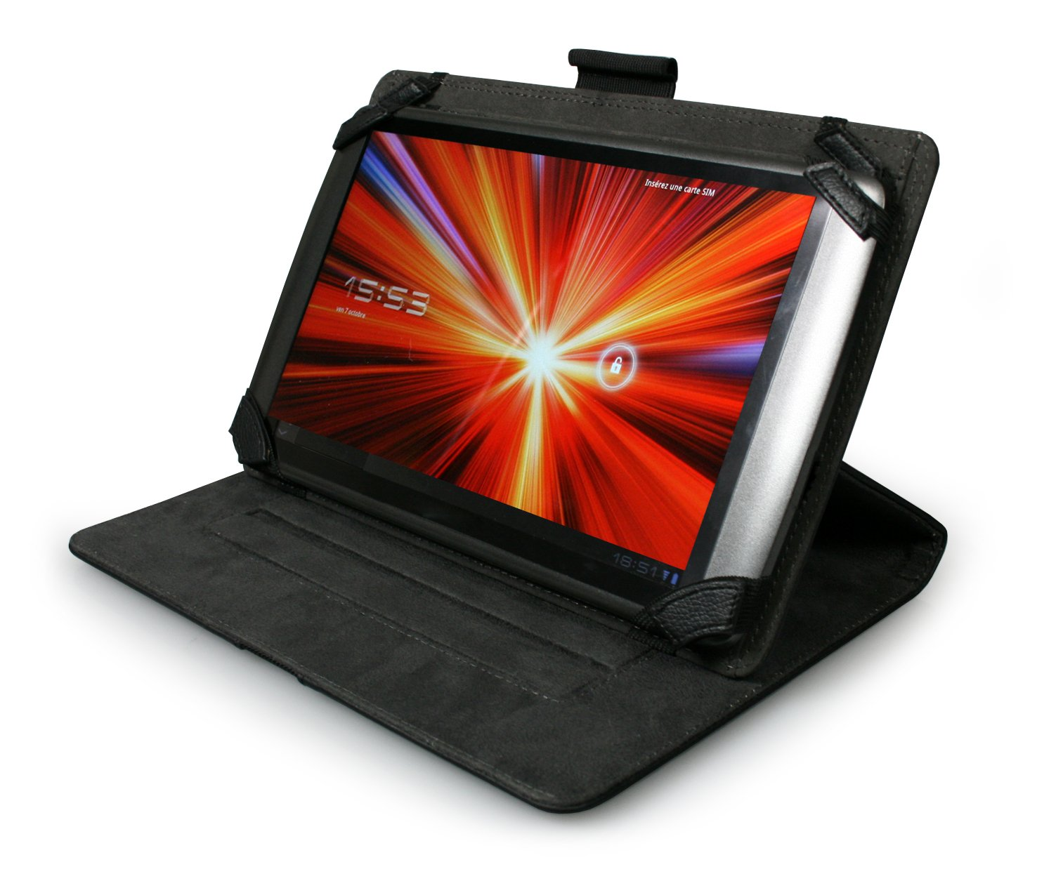 Port Design Palo Alto - Funda rotativa con función soporte para tablet de 9-10 Port  Informática más noticias y comentarios