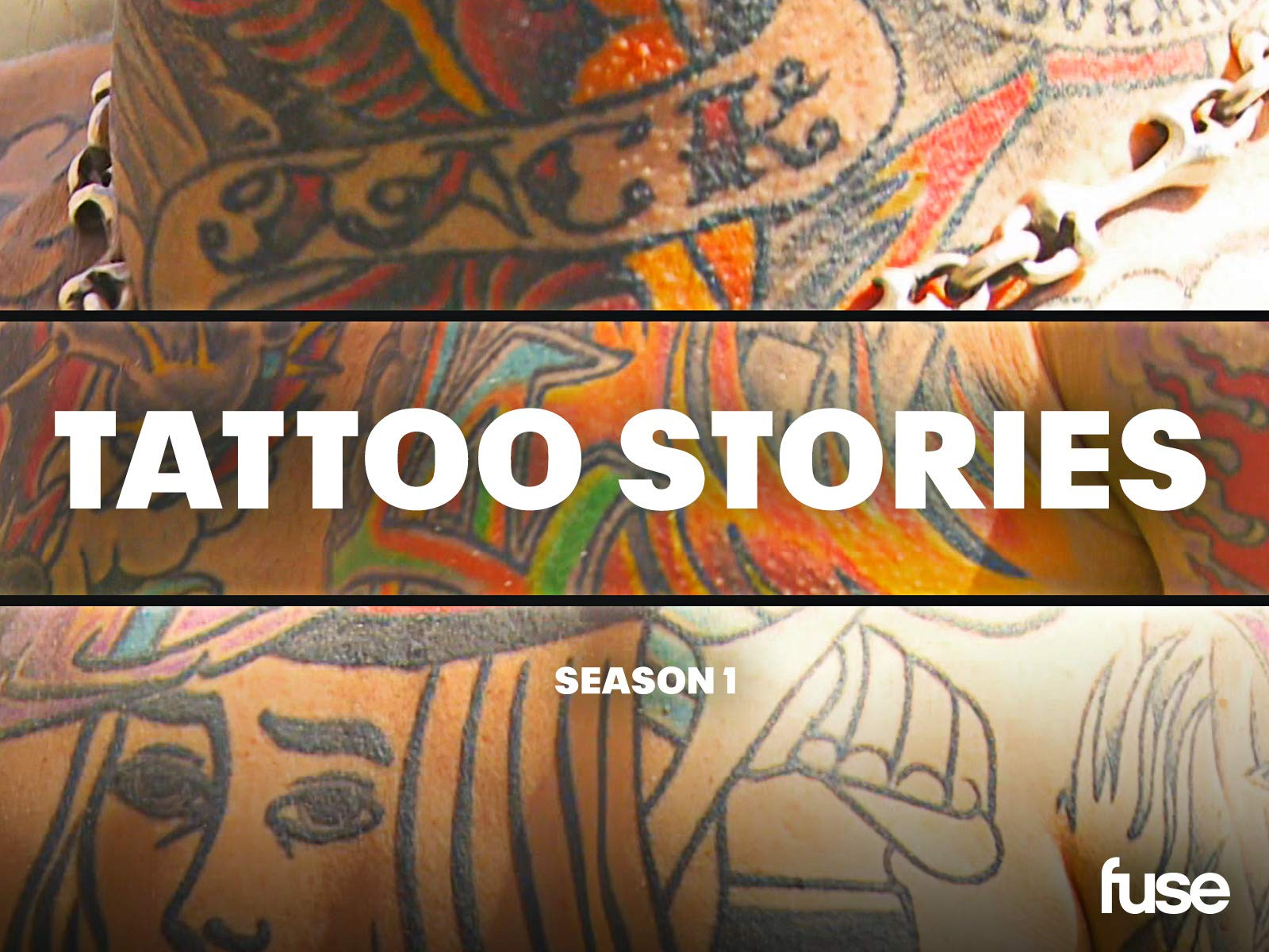 Tattoo Stories - Season 1