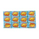 Super Loud Noisemaker Favors Party Snaps Pops 10 Boxes (500 Snap Bags) (Color: As Pictured, Tamaño: AS PICTURED)