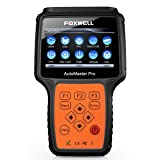 FOXWELL AutoMaster NT644 PRO OBD2 Diagnostic Scan Tool with All System and Service Functions including Oil Reset, ABS, SRS, EPB, Battery Replacement, SAS, DPF, Throttle Body Alignment and TPMS (Tamaño: NT644pro diagnostic tool)