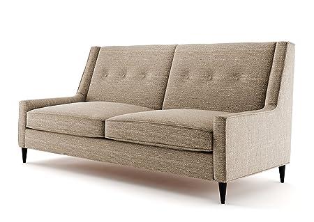 Ives 3 Sitzer Sofa hellbraun, Couch , Jugendsofa, couchgarnituren, lounge möbel