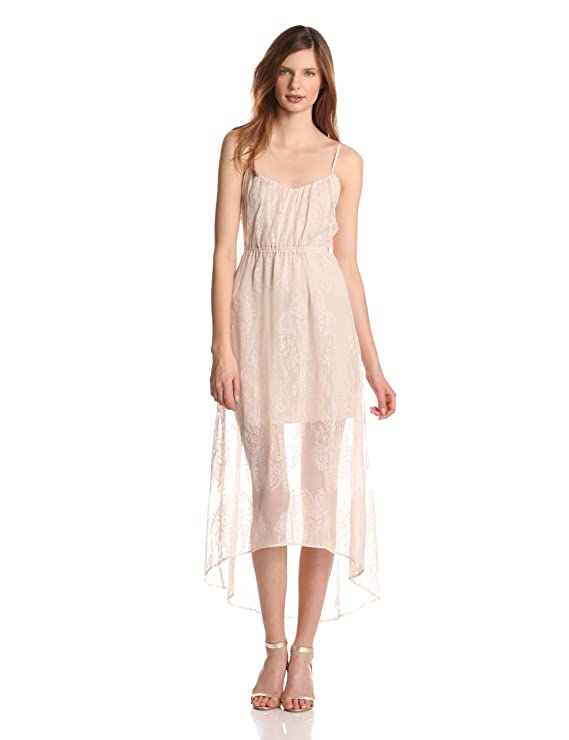 Twelfth Street by Cynthia Vincent Women's High And Low Tank Dress