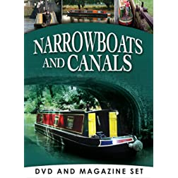 Narrowboats And Canals Magazine Set
