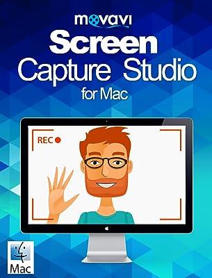 Movavi Screen Capture Studio for Mac 3 Personal Edition [Download]