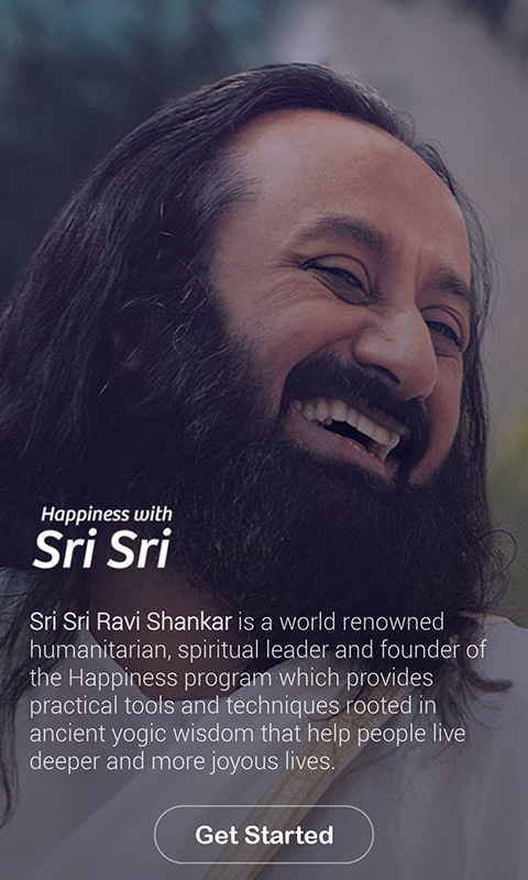 Amazon.com: Happiness with Sri Sri: Appstore for Android