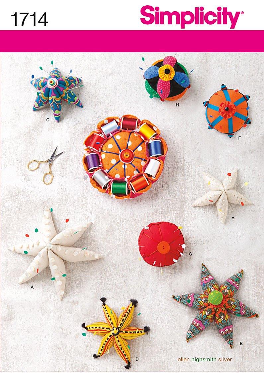 Pincushion Patterns - Best Sewing Machines