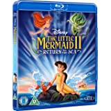 The Little Mermaid 2 - Return to the Sea- [Blu-ray] [Region Free]