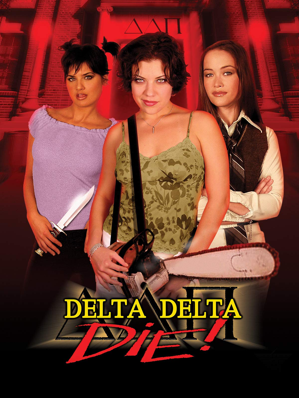 Delta Delta Die on Amazon Prime Video UK