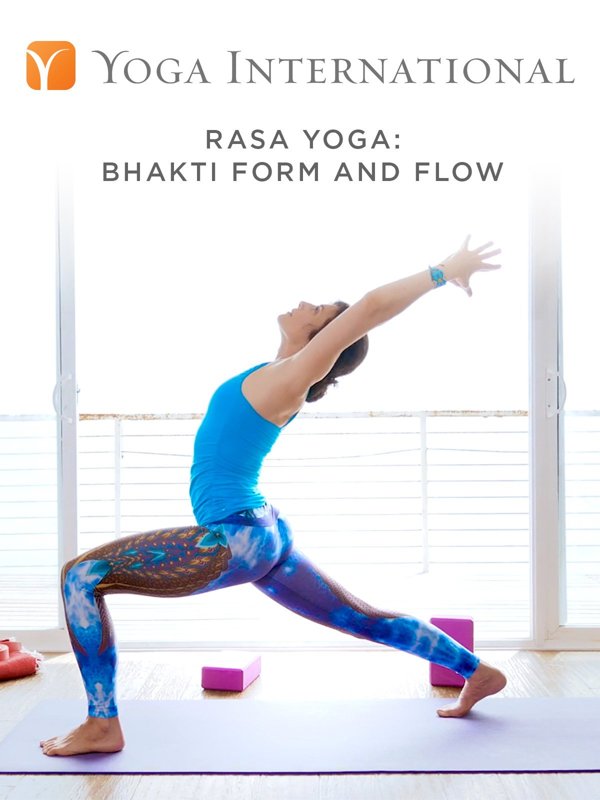 Rasa Yoga: Bhakti Form and Flow