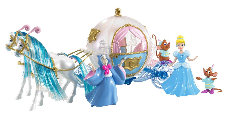 walt disney princess doll polly pocket size cinderella