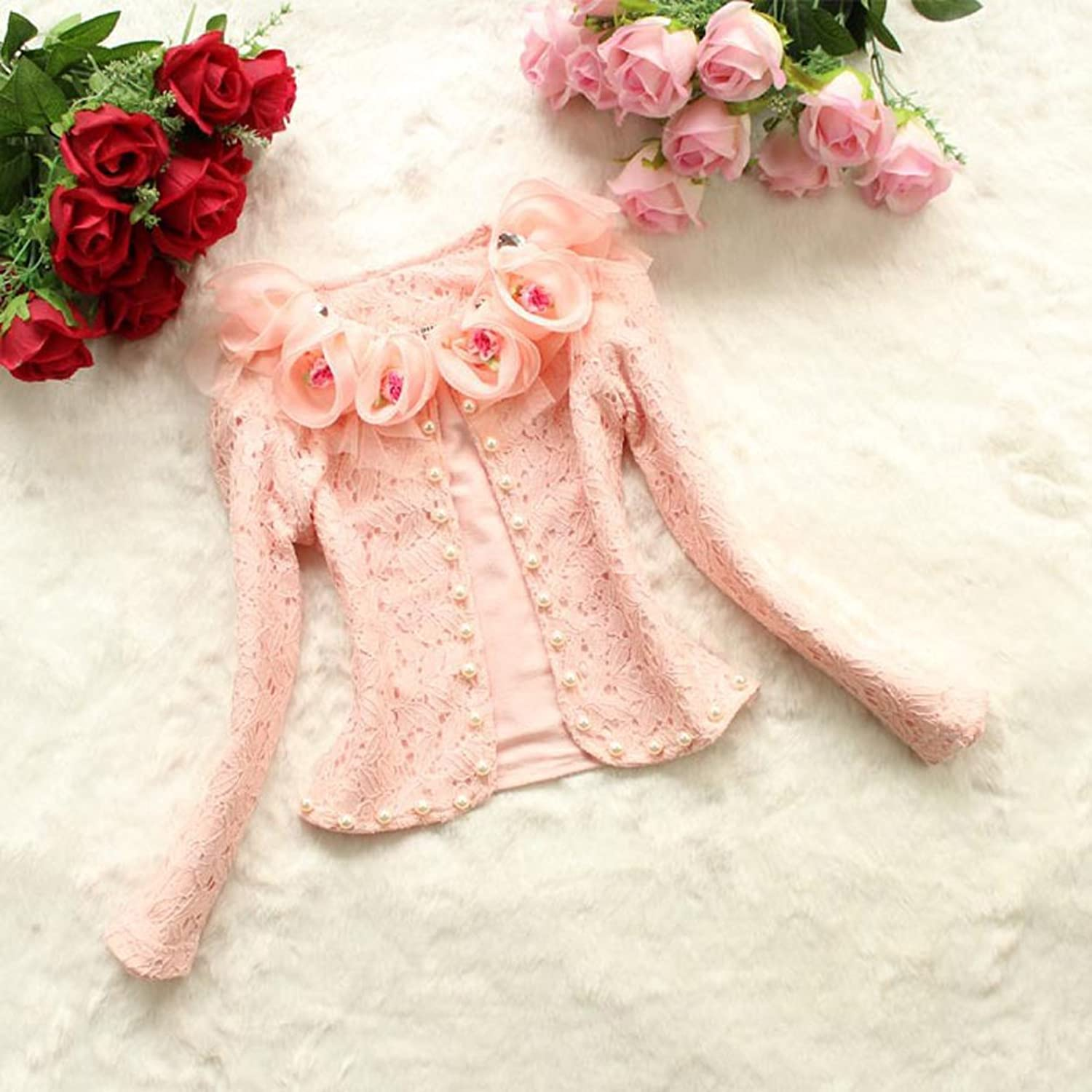 Dolpind Baby Girls 3 Piece Cardigan Clothes Kids TuTu Dress Outfit Clothing