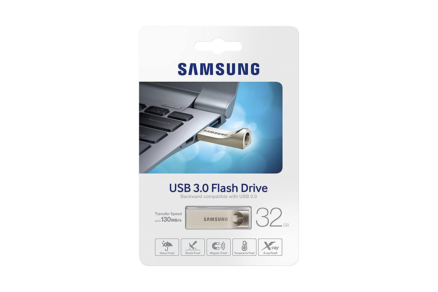 Samsung 32GB USB 3.0 Flash Drive (MUF-32BA/AM)
