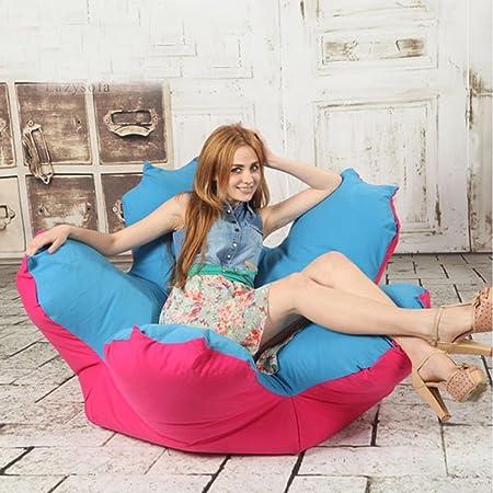 Kreative Einzel Sofa Mode Rucken Petal Sessel Lounger Sofa