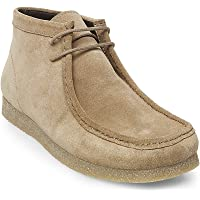 Steve Madden Mens Troy Suede Chukka Boots (Sand Suede)