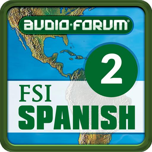 FSI: Spanish Programmatic Course Vol. 2 (Level 2) - by Audio-Forum / Foreign Service Institute (Audio Institute Of America compare prices)