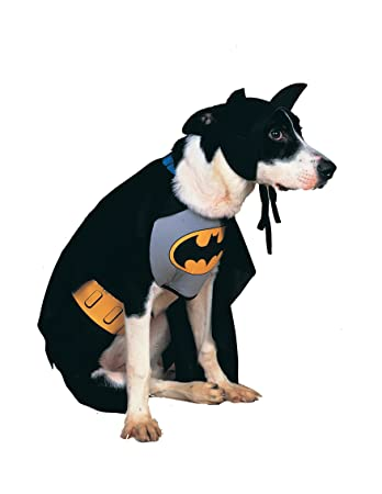 Batman Costume for Dogs