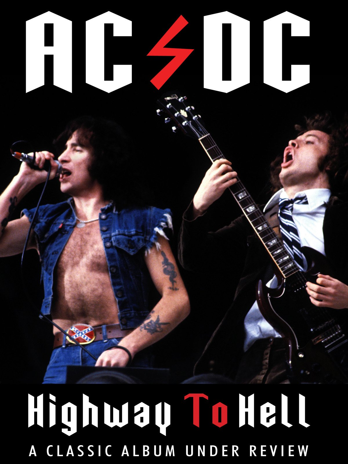 AC/DC on Amazon Prime Instant Video UK