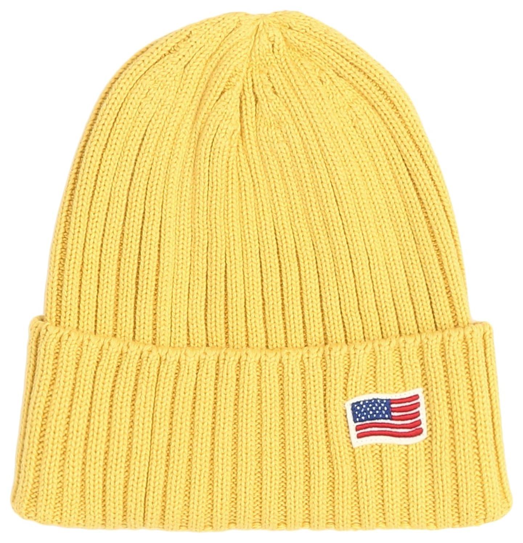 (レイビームス) Ray BEAMS MASACA HAT(マサカハット) / ニット キャップ 61410209298 55 YELLOW ONE SIZE : 服&ファッション小物通販 | Amazon.co.jp