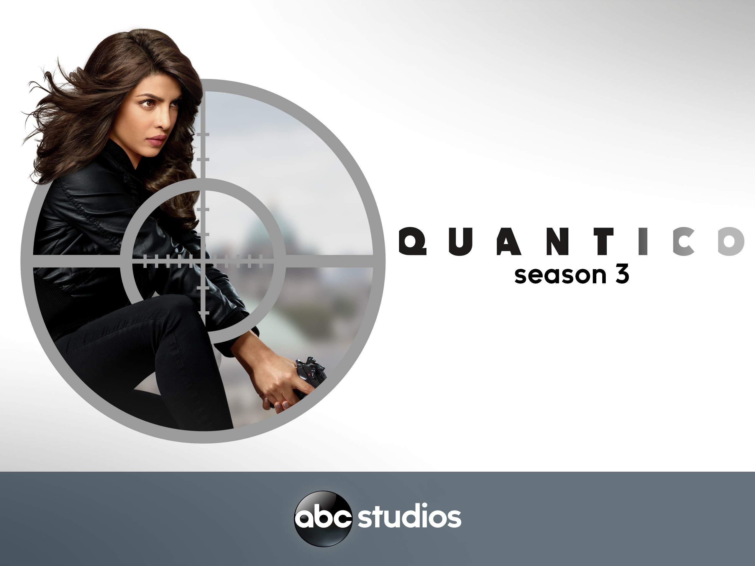Quantico Season 3 on Amazon Prime Video UK