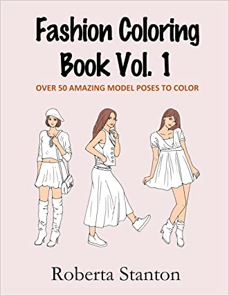 Fashion Coloring Book Vol. 1