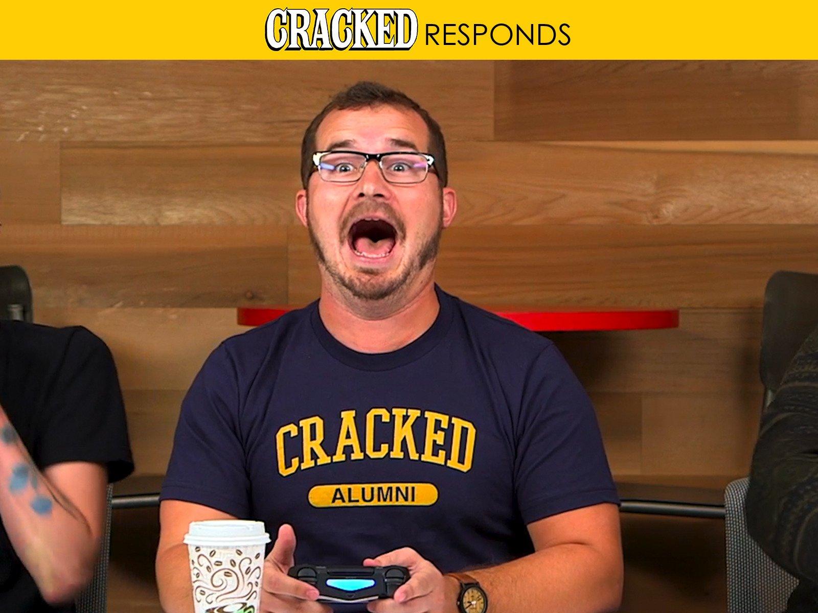 Cracked Responds