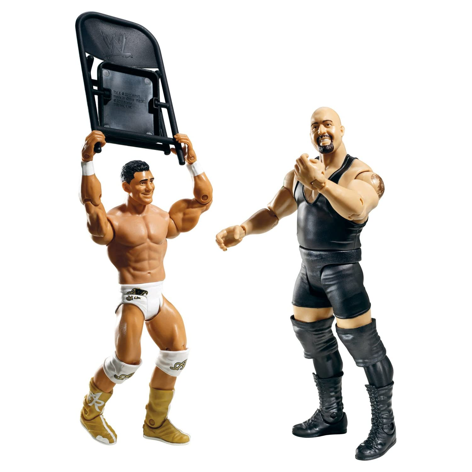 WWE Battle Pack Series 016 (2012) 71Y0m9zOahL._AA1500_