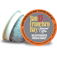 San Francisco Bay Coffee 80 Count Decaf French Roast OneCup