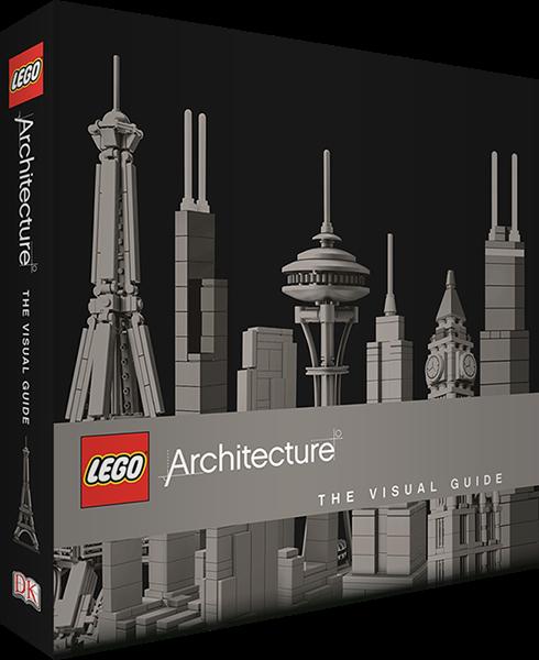 LEGO Architecture: The Visual Guide: Philip Wilkinson: 9781465422866
