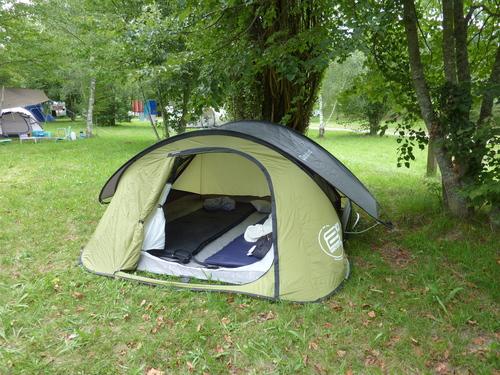 Quechua Zelt Island : Familienzelt fürs camping mit sechs personen drei