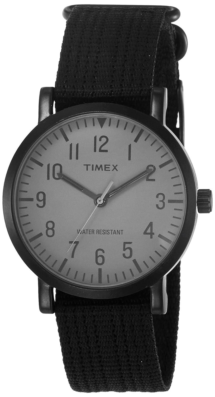Timex OMG Analog Grey Dial Unisex