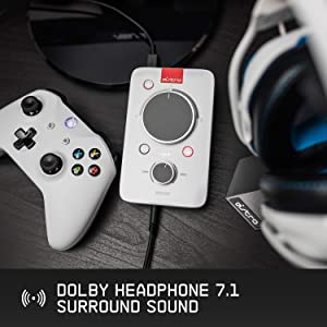 ASTRO Gaming MixAmp Pro TR for Xbox One - White (Color: White)