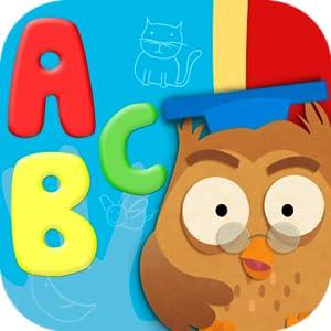Amazon.com: Alfabeto Parlante HD - impara e conosci le lettere