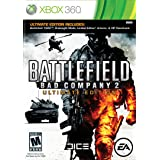 Battlefield Bad Company 2 Ultimate Edition -Xbox 360 (Color: One Color, Tamaño: One Size)