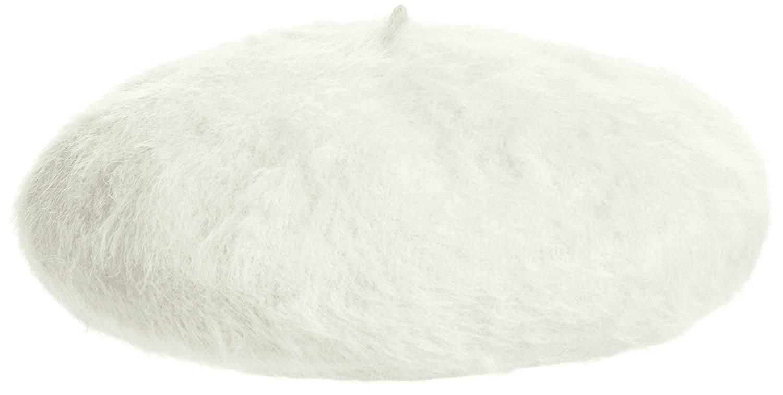 (ミルサ)milsa MI 158-361242 M Ang Mix Beret 53MI9CA36100L C001 white F : 服&ファッション小物通販 | Amazon.co.jp
