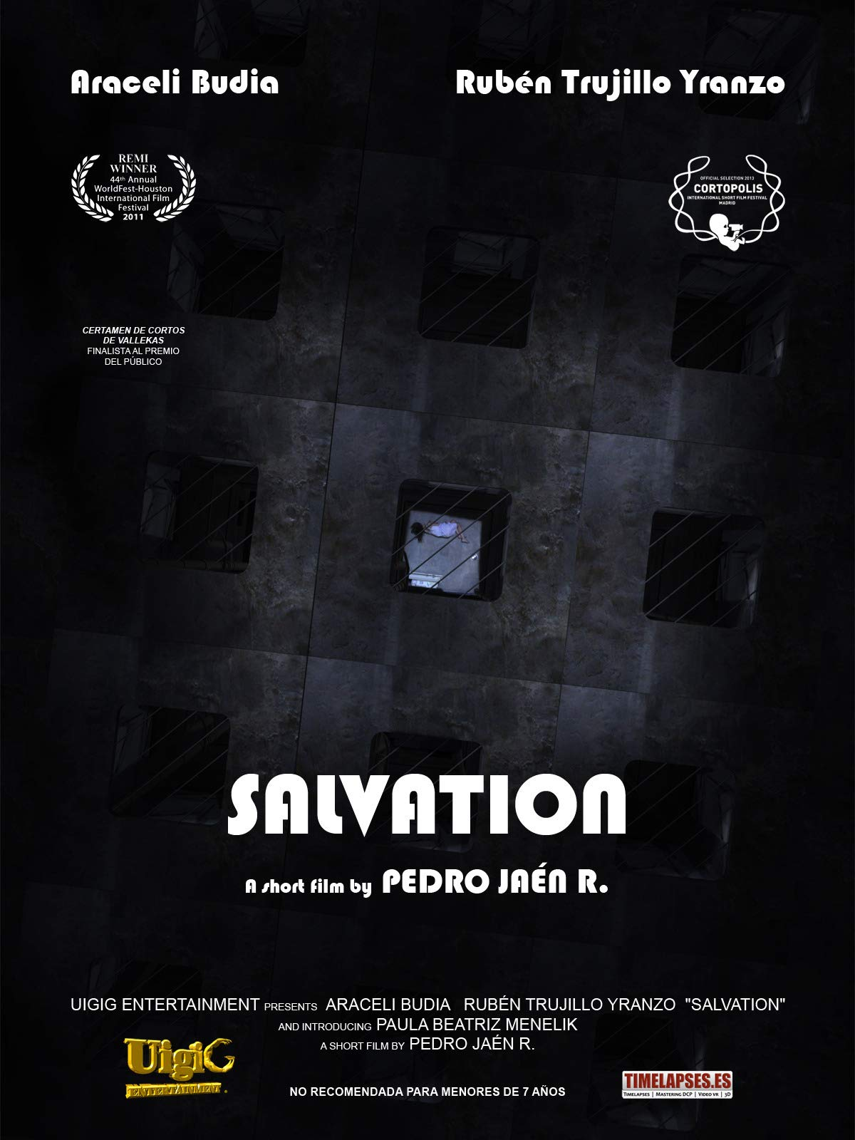 Salvation on Amazon Prime Instant Video UK