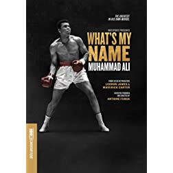 What's My Name: Muhammad Ali (2018)