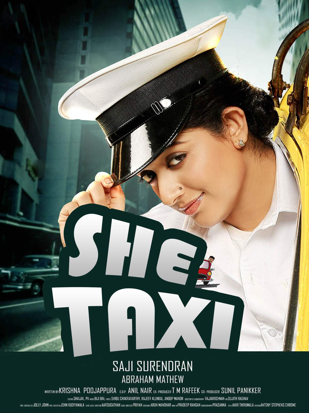 She Taxi on Amazon Prime Video UK
