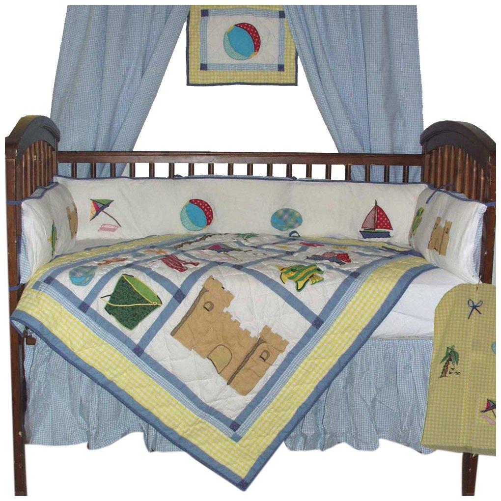 Patch Magic Summer Fun Baby Bedding