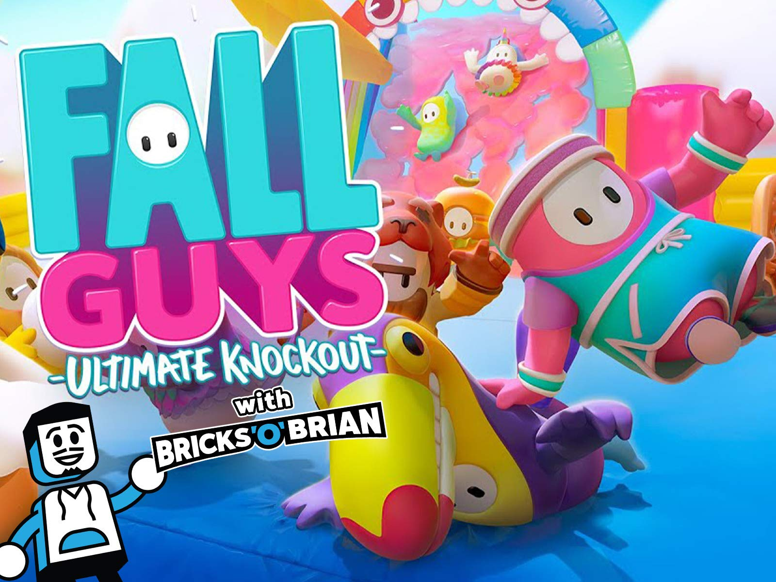 Clip: Fall Guys with Bricks 'O' Brian! - Season 1